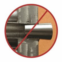 Pop-A-Plug® Tube Plugs vs Tapered Pins